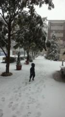甘糟記子 公式ブログ/雪 画像1