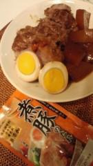 甘糟記子 公式ブログ/煮豚 画像1