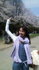 甘糟記子 公式ブログ/桜 画像1