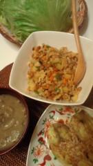 甘糟記子 公式ブログ/昨日の夕飯 画像1