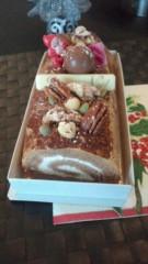 甘糟記子 公式ブログ/クリスマスケーキ 画像1