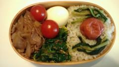 甘糟記子 公式ブログ/昨日のお弁当 画像1