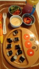 甘糟記子 公式ブログ/朝ごはん 画像1