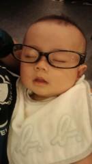 甘糟記子 公式ブログ/熟睡 画像1