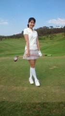 甘糟記子 公式ブログ/ゴルフ 画像1
