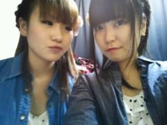 福井柑奈(ポンバシwktkメイツ) 公式ブログ/きてねん(●´∀`●)きてねん 画像1