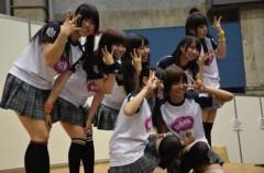 福井柑奈(ポンバシwktkメイツ) 公式ブログ/北堀江club vijonさんで新曲お披露目~!!! 画像1