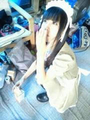 福井柑奈(ポンバシwktkメイツ) 公式ブログ/夜分遅くに、、 画像2