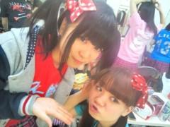 福井柑奈(ポンバシwktkメイツ) 公式ブログ/おはよです! 画像1