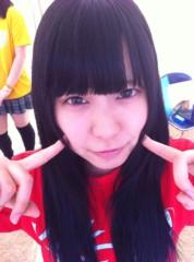 福井柑奈(ポンバシwktkメイツ) 公式ブログ/20日いっぽんめー! 画像1
