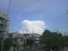 芝崎昇 公式ブログ/今日の雲 画像1