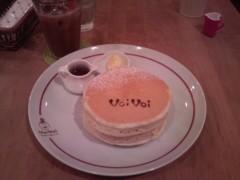 芝崎昇 公式ブログ/パンケーキ 画像1