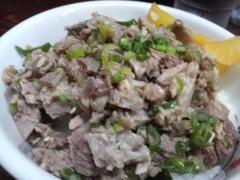 芝崎昇 公式ブログ/拉麺 画像2