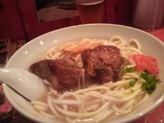 芝崎昇 公式ブログ/ソーキそば 画像1
