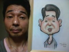 芝崎昇 公式ブログ/浅草�似顔絵 画像3