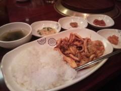 芝崎昇 公式ブログ/昼食に… 画像1