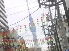 芝崎昇 公式ブログ/下町から… 画像1
