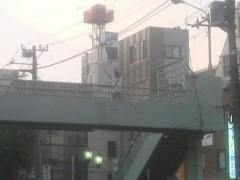 芝崎昇 公式ブログ/なんでやねん(待ち合わせ篇) 画像1
