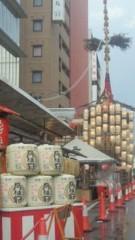 白 プライベート画像 祇園祭…