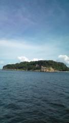白 公式ブログ/要塞の島 画像2