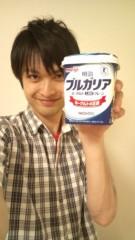 白 公式ブログ/朝の元気印 画像1