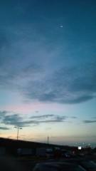 白 公式ブログ/いきなり雨かよ 画像1