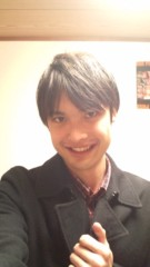 白 公式ブログ/おお〜サムッ 画像1