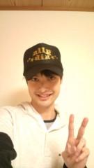 白 公式ブログ/ニュー帽子 画像1