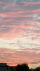 白 公式ブログ/夕暮れ 画像1
