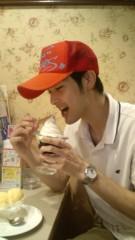 白 公式ブログ/カミナリさん 画像1