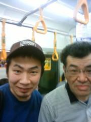 小沢宏喬(銀河の夜) 公式ブログ/相方がさや侍と一緒に写真撮りました 画像1