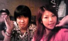 小沢宏喬(銀河の夜) 公式ブログ/元芸名が『赤いプルトニウム』だった人と一緒に写真撮りました 画像1