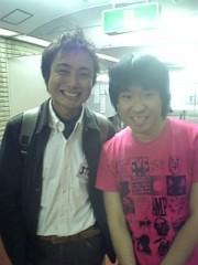 小沢宏喬(銀河の夜) 公式ブログ/知らない人と一緒に写真を撮りました 画像1