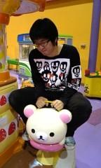 小沢宏喬(銀河の夜) 公式ブログ/癒やしをくれるアイツと一緒に写真撮りました 画像1