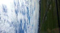 清水優子 公式ブログ/台風一過の空 画像1