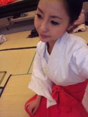 綾乃(かぐや) 公式ブログ/破魔矢の舞(かぐや弥生) 画像1