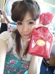 綾乃(かぐや) 公式ブログ/お誕生日プレゼントもらった( よう子) 画像1
