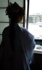 綾乃(かぐや) 公式ブログ/必死に(よう子) 画像1