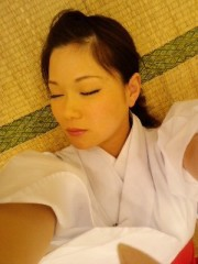綾乃(かぐや) 公式ブログ/おネムぅ〜( かぐや:よう子) 画像1