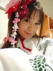 綾乃(かぐや) 公式ブログ/クイズ答え( かぐや:よう子) 画像1