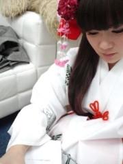綾乃(かぐや) 公式ブログ/画面を通して笑顔がみれた( よう子) 画像1