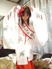 綾乃(かぐや) 公式ブログ/コワい〜(よう子) 画像1
