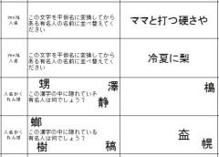 クイズ集団Q21 公式ブログ/【Q】Qー1レース2019 10月第3週時開幕!! 画像1