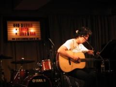 the ARROWS 公式ブログ/弾き語りライブ 画像1