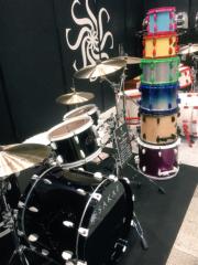 MIZUKI(ズキトモ) 公式ブログ/楽器フェア!Zildjian Triple Drum Workshop 画像2