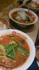 MIZUKI(ズキトモ) 公式ブログ/トマト麺♡ 画像1