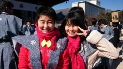 MIZUKI(ズキトモ) 公式ブログ/増上寺豆まき! 画像3