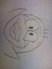 鈴木ふみ奈 公式ブログ/描いてみたよ♪笑 画像2