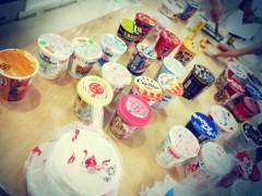 鈴木ふみ奈 公式ブログ/冷やしカップ麺 画像1