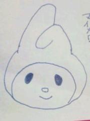 鈴木ふみ奈 公式ブログ/本日のイラスト☆ 画像1